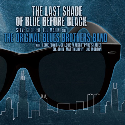 The Last Shade of Blue Before Black - The Original Blues Brothers Band album