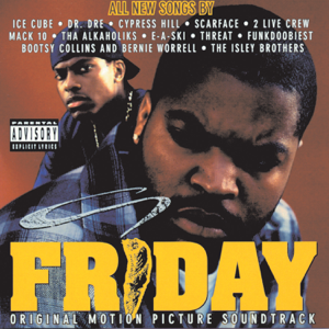 Various Artists - Friday (Original Motion Picture Soundtrack)