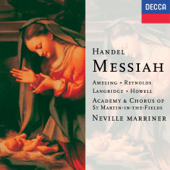 Handel: Messiah, HWV 56-Academy of St. Martin in the Fields & Sir Neville Marriner