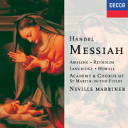 Handel: Messiah, HWV 56 - Academy of St. Martin in the Fields & Sir Neville Marriner - Academy of St. Martin in the Fields & Sir Neville Marriner