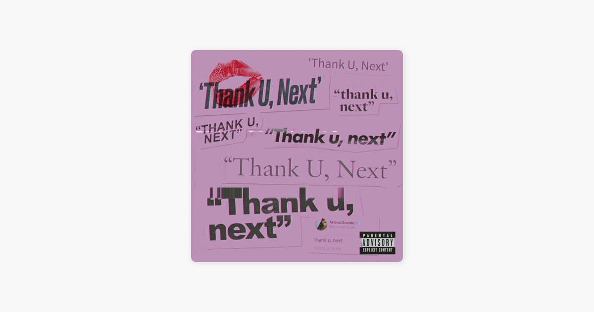 ‎thank U, Next By Ariana Grande On Itunes