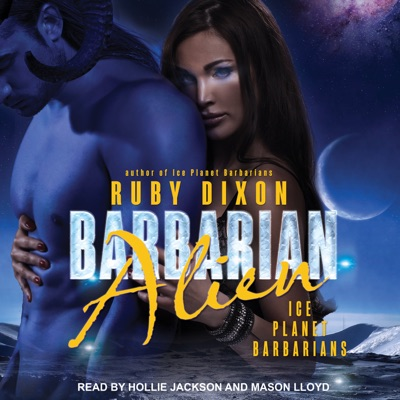 Barbarian Alien: Ice Planet Barbarians, Book 2