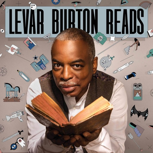 Cover image of LeVar Burton Reads