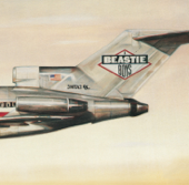 Beastie Boys - Licensed to Ill  artwork