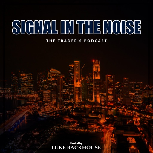 Cover image of Signal in the noise: The trader's podcast