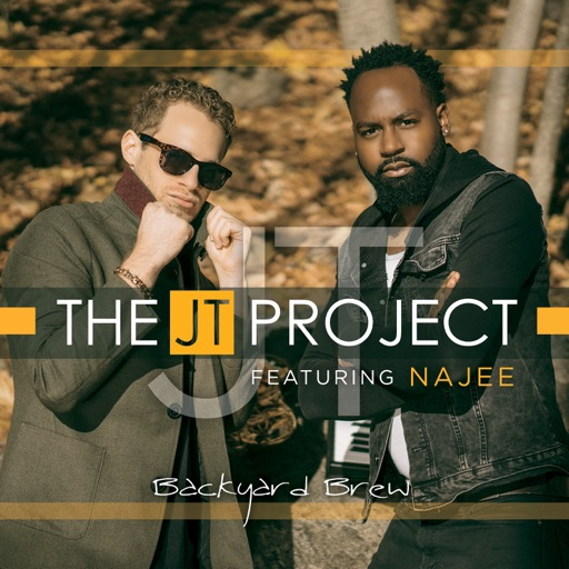Art for Backyard Brew (feat. Najee) by The JT Project