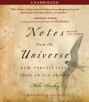 Notes from the Universe (Unabridged)