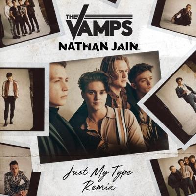 Just My Type (Nathan Jain Remix) - Single MP3 Download