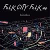 FOLK CITY FOLK .ep ジャケット写真
