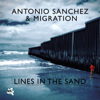 Antonio Sanchez - Lines In the Sand  artwork