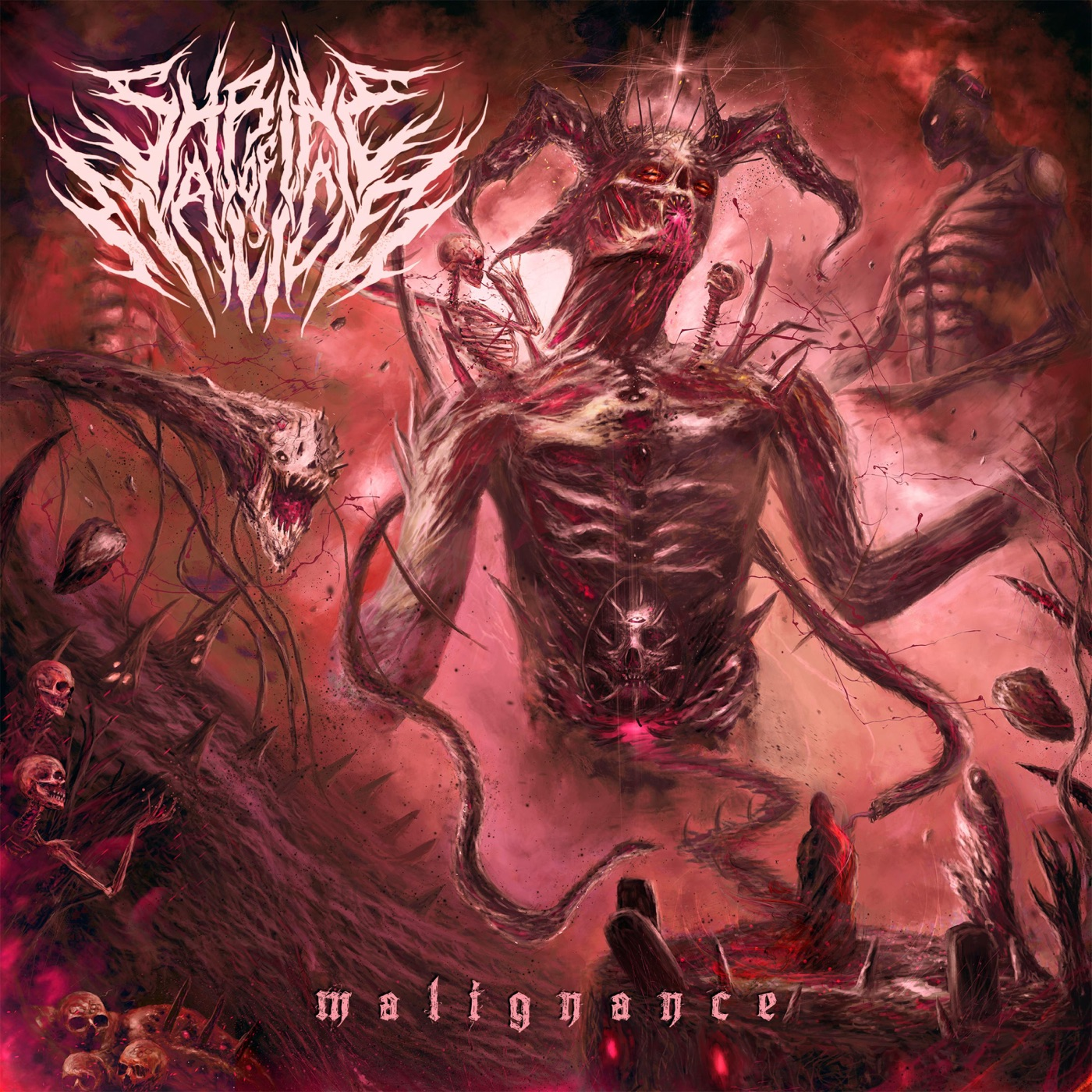 Shrine of Malice – Malignance [EP] (2018)