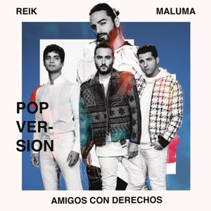 Reik & Maluma - Amigos Con Derechos (Versión Pop)