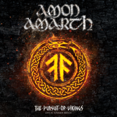 The Pursuit Of Vikings: Live At Summer Breeze-Amon Amarth