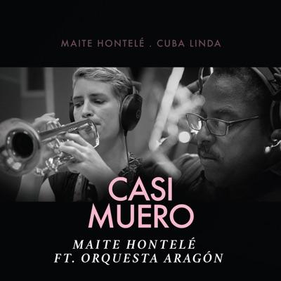 Maite Hontelé feat. Orquesta Aragón - Casi Muero [2017]