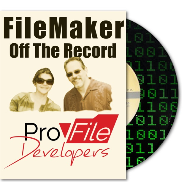 FileMaker Off The Record Podcast by Thomas Mokwa - FileMaker