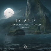 Island (feat. Nevve)-Seven Lions, Wooli & Trivecta
