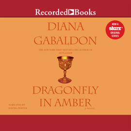 Dragonfly in Amber: Sequel to Outlander audiobook