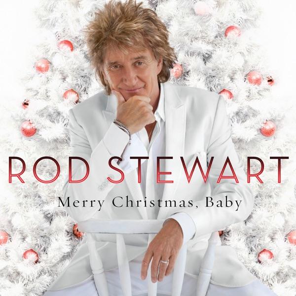 Rod Stewart mit Blue Christmas