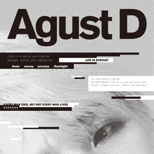 Agust D - Give It to Me