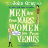 John Gray - Men are From Mars, Women are From Venus  artwork