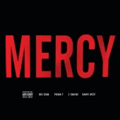 Kanye West - Mercy (feat. Big Sean, Pusha T & 2 Chainz)