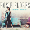 Rosie Flores - Simple Case of the Blues  artwork
