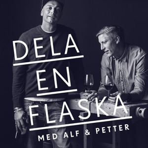 Dela en flaska med Alf & Petter