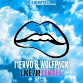 Like Air (Remixes) - Single