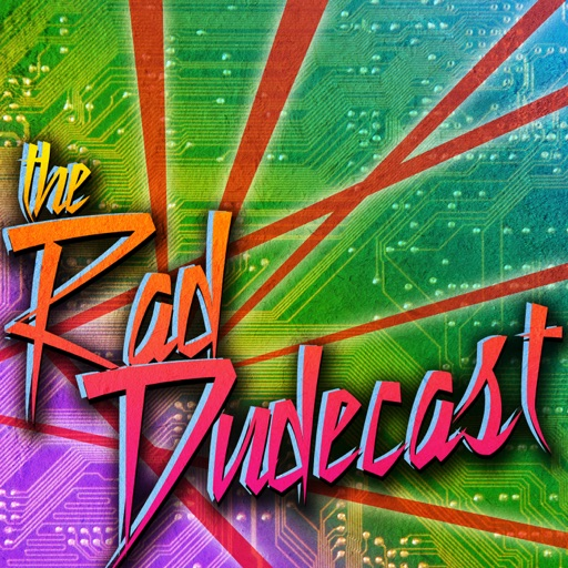Cover image of The Rad Dudecast