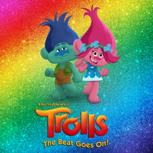 Poppy & Branch - Hair In the Air (Trolls: The Beat Goes On Theme)