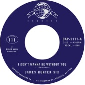 The James Hunter Six - I Dont Wanna Be Without You