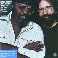 Merl Saunders, Jerry Garcia, John Kahn & Bill Vitt - Live At Keystone, Vol. 1 artwork
