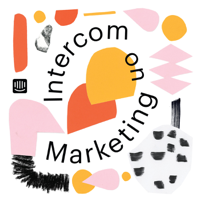 Podcast cover art for Intercom on Marketing