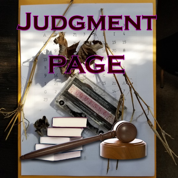 Judgment Page