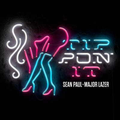 Tip Pon It - Sean Paul & Major Lazer song
