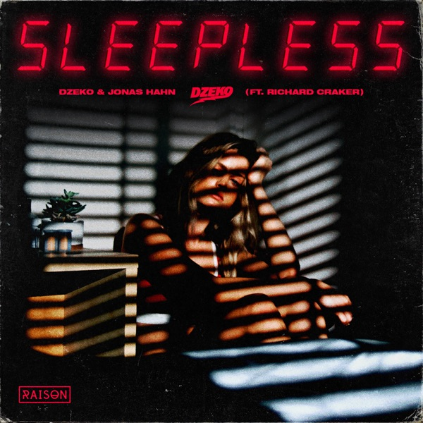 Sleepless (feat. Richard Craker) - Single