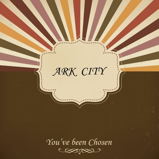 Cover image of Ark City