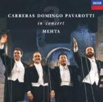 José Carreras, Zubin Mehta, Orchestra of the Rome Opera House, Plácido Domingo, Orchestra del Maggio Musicale Fiorentino & Luciano Pavarotti - Encore: Nessun dorma
