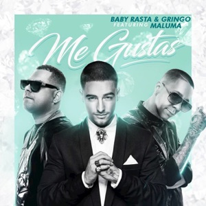 Me Gustas (feat. Maluma) - Single Mp3 Download