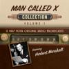 Black Eye Entertainment - The Man Called X, Collection 1 (Unabridged)  artwork