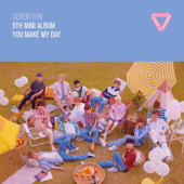 SEVENTEEN 5th Mini Album 'You Make My Day'  EP-SEVENTEEN