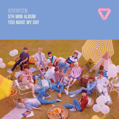 Oh My! - SEVENTEEN song