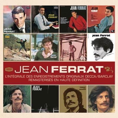 L'intégrale des enregistrements originaux (Decca & Barclay) [Remasterisés] - Jean Ferrat