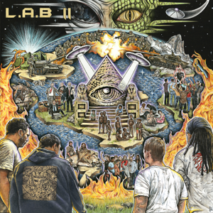 L.A.B. - Rocketship