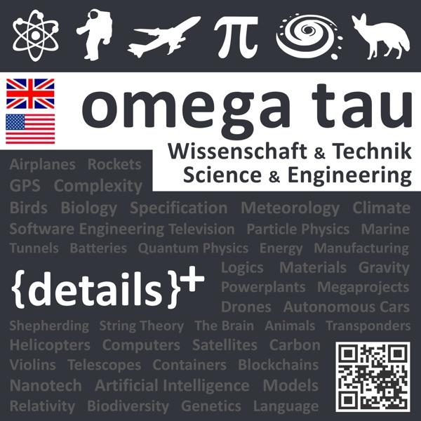 podcast (en) – omega tau science & engineering podcast