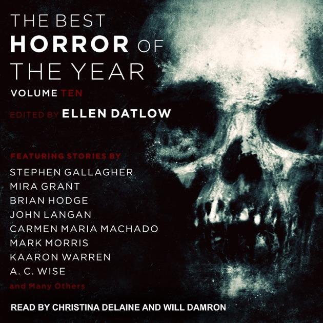 Best Horror Of The Year Volume 10 By Ellen Datlow On Itunes