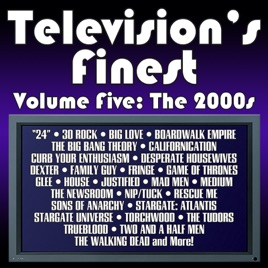 ‎Television's Finest: Volume Five - The 2000's by Various Artists