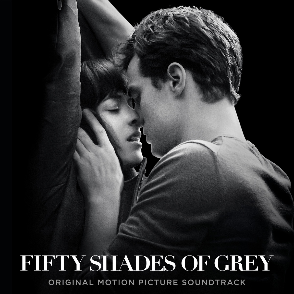 Fifty Shades of Grey Original Motion Picture Soundtrack Various Artists CD cover