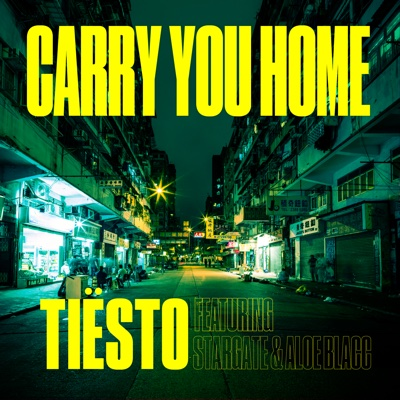 Carry You Home (feat. StarGate & Aloe Blacc) - Tiësto song