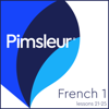 Pimsleur - Pimsleur French Level 1 Lessons 21-25 (Unabridged)  artwork